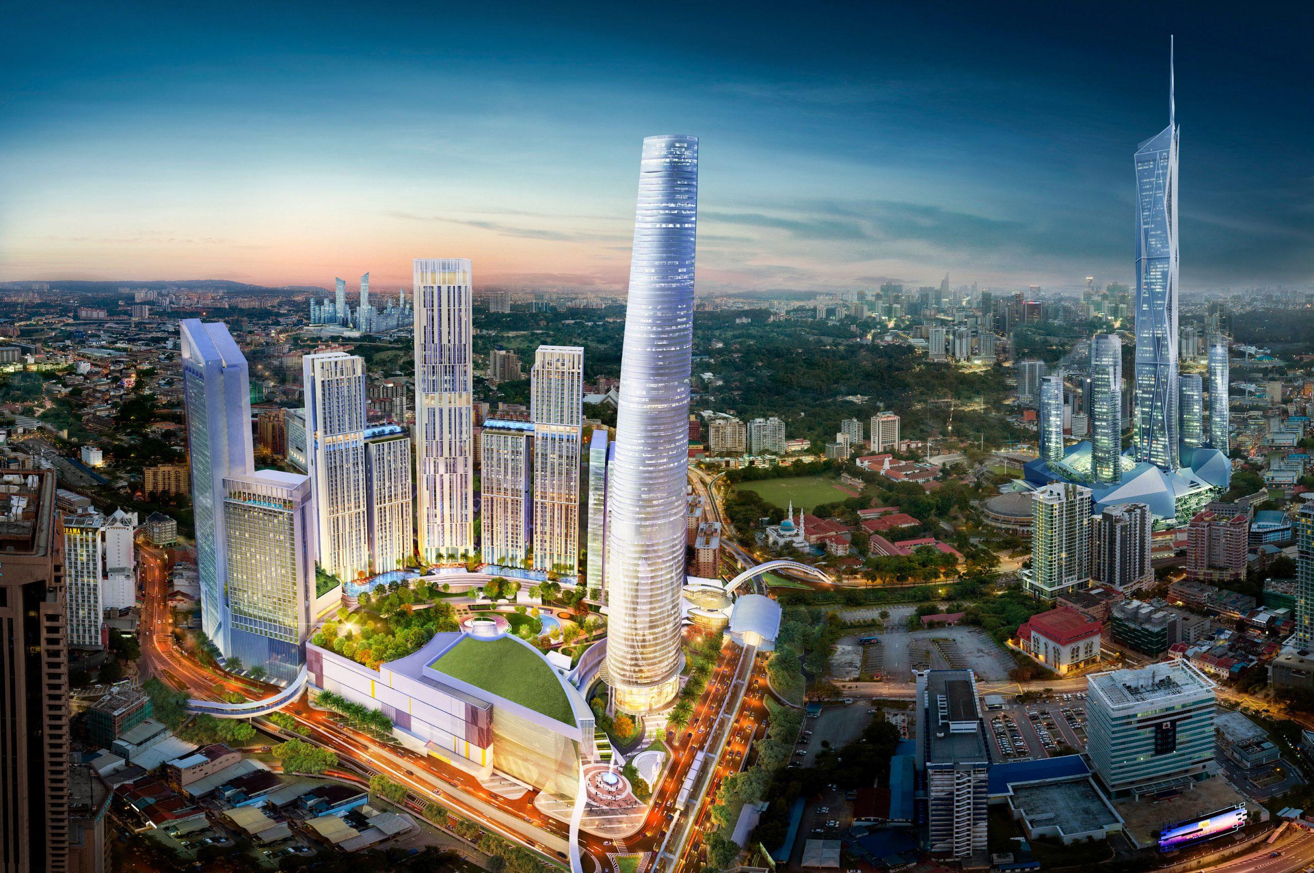 Bukit Bintang City Centre 武吉免登城中城