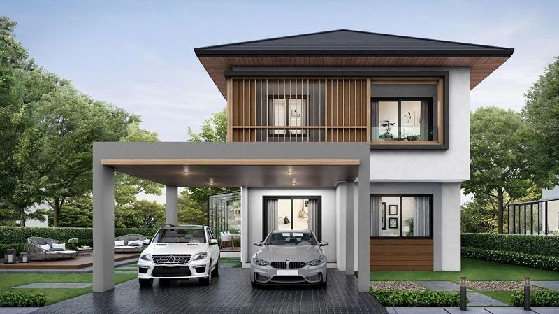 別墅在曼谷周邊的地區需求量大增!分析泰國疫情後的市場轉變。